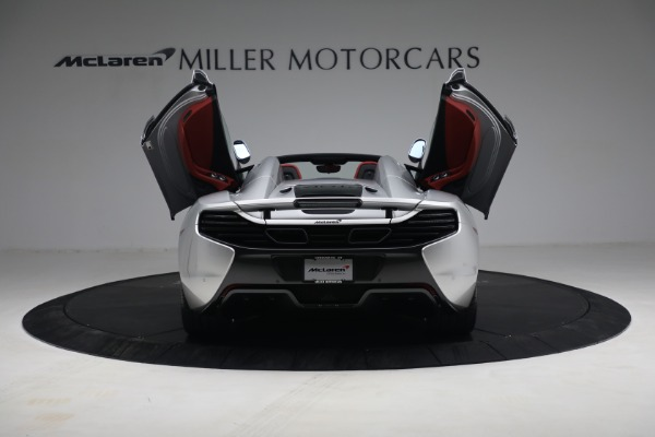 Used 2015 McLaren 650S Spider for sale $179,990 at Maserati of Greenwich in Greenwich CT 06830 16