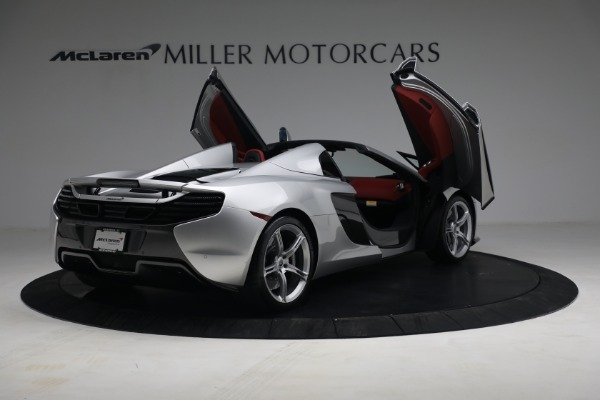 Used 2015 McLaren 650S Spider for sale $179,990 at Maserati of Greenwich in Greenwich CT 06830 17