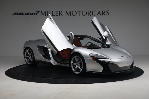 Used 2015 McLaren 650S Spider for sale $179,990 at Maserati of Greenwich in Greenwich CT 06830 19