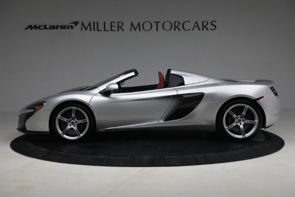 Used 2015 McLaren 650S Spider for sale $179,990 at Maserati of Greenwich in Greenwich CT 06830 2