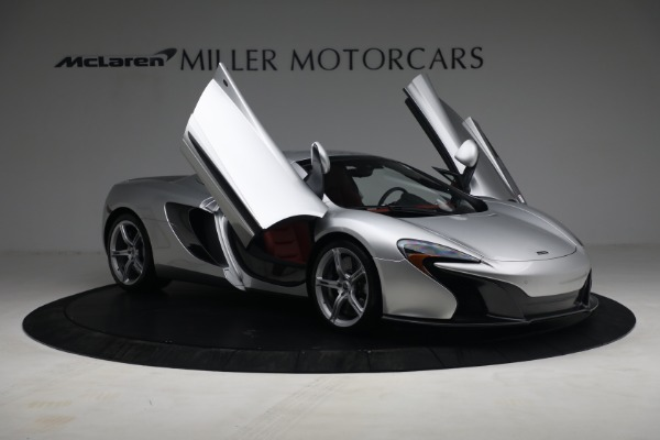 Used 2015 McLaren 650S Spider for sale $179,990 at Maserati of Greenwich in Greenwich CT 06830 20