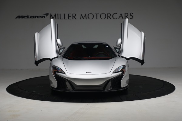 Used 2015 McLaren 650S Spider for sale $179,990 at Maserati of Greenwich in Greenwich CT 06830 21