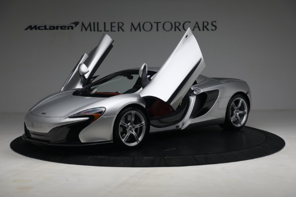 Used 2015 McLaren 650S Spider for sale $179,990 at Maserati of Greenwich in Greenwich CT 06830 22