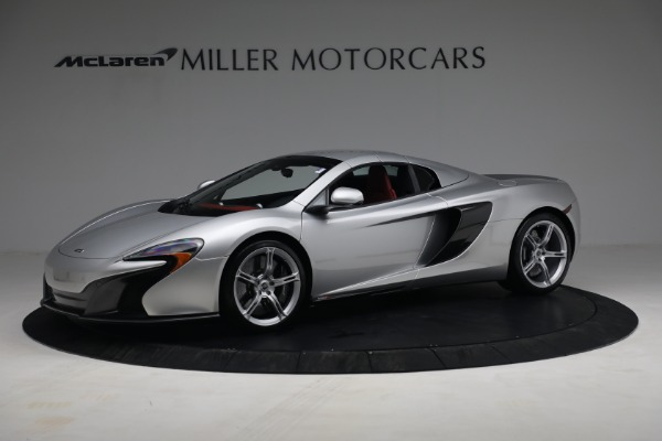 Used 2015 McLaren 650S Spider for sale $179,990 at Maserati of Greenwich in Greenwich CT 06830 26