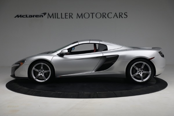 Used 2015 McLaren 650S Spider for sale $179,990 at Maserati of Greenwich in Greenwich CT 06830 27