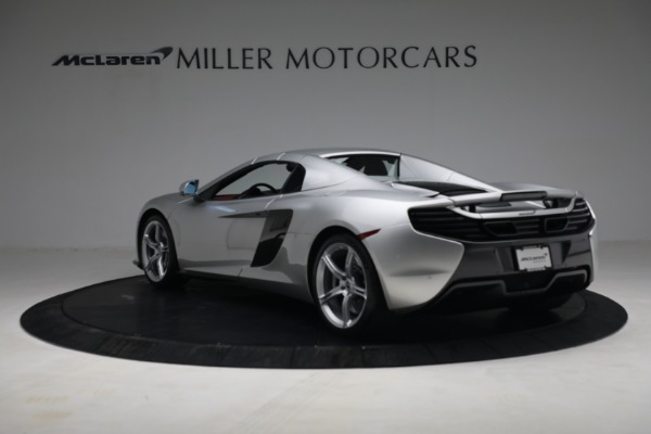 Used 2015 McLaren 650S Spider for sale $179,990 at Maserati of Greenwich in Greenwich CT 06830 28