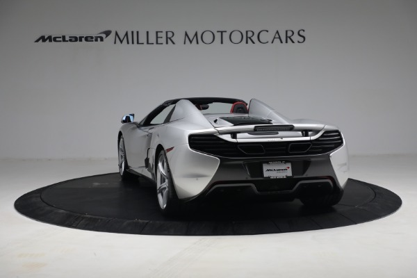 Used 2015 McLaren 650S Spider for sale $179,990 at Maserati of Greenwich in Greenwich CT 06830 4