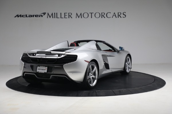 Used 2015 McLaren 650S Spider for sale $179,990 at Maserati of Greenwich in Greenwich CT 06830 6