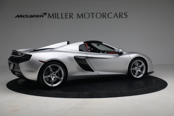 Used 2015 McLaren 650S Spider for sale $179,990 at Maserati of Greenwich in Greenwich CT 06830 7