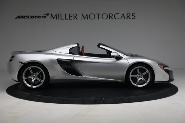 Used 2015 McLaren 650S Spider for sale $179,990 at Maserati of Greenwich in Greenwich CT 06830 8