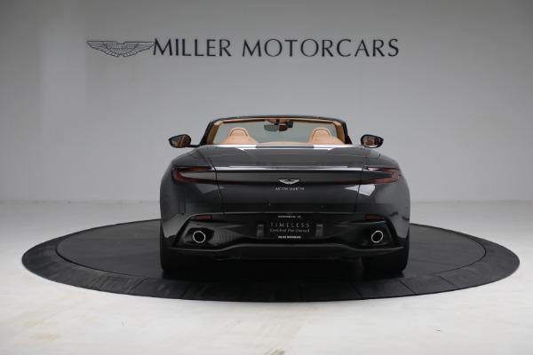 Used 2019 Aston Martin DB11 Volante for sale $212,990 at Maserati of Greenwich in Greenwich CT 06830 10