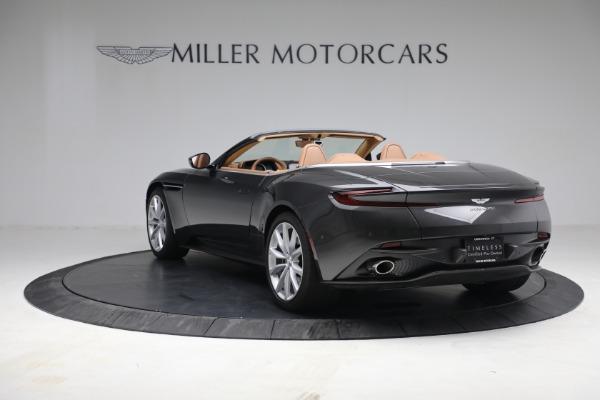 Used 2019 Aston Martin DB11 Volante for sale $212,990 at Maserati of Greenwich in Greenwich CT 06830 11