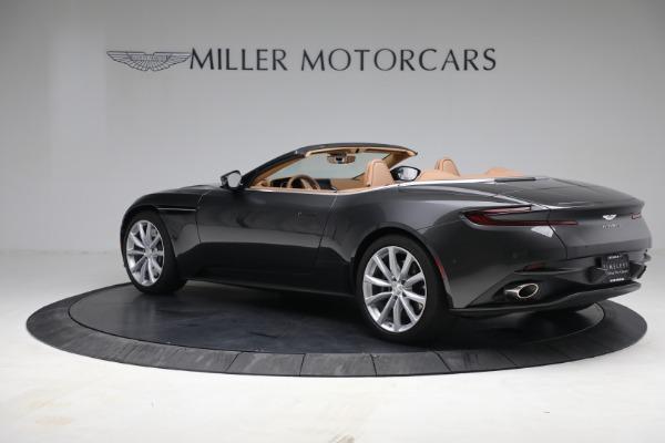 Used 2019 Aston Martin DB11 Volante for sale $212,990 at Maserati of Greenwich in Greenwich CT 06830 12