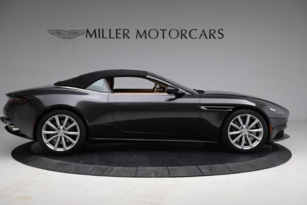 Used 2019 Aston Martin DB11 Volante for sale $212,990 at Maserati of Greenwich in Greenwich CT 06830 15