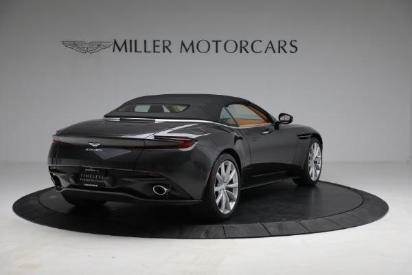 Used 2019 Aston Martin DB11 Volante for sale $212,990 at Maserati of Greenwich in Greenwich CT 06830 16