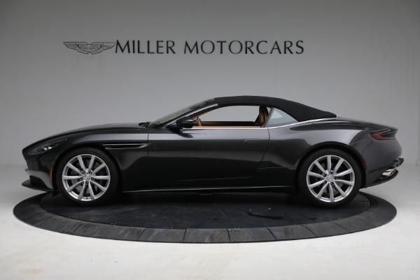 Used 2019 Aston Martin DB11 Volante for sale $212,990 at Maserati of Greenwich in Greenwich CT 06830 17