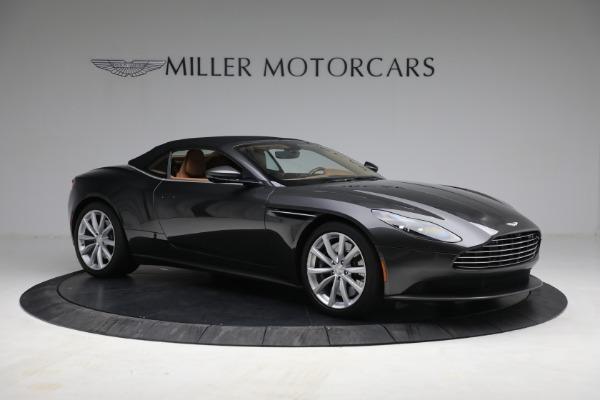 Used 2019 Aston Martin DB11 Volante for sale $212,990 at Maserati of Greenwich in Greenwich CT 06830 18