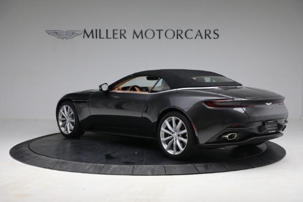 Used 2019 Aston Martin DB11 Volante for sale $212,990 at Maserati of Greenwich in Greenwich CT 06830 19