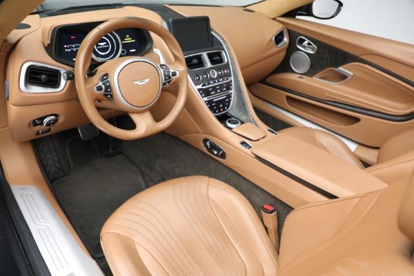 Used 2019 Aston Martin DB11 Volante for sale $212,990 at Maserati of Greenwich in Greenwich CT 06830 20