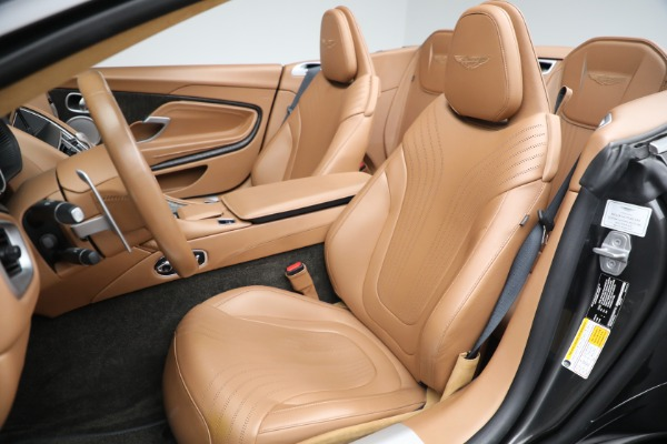Used 2019 Aston Martin DB11 Volante for sale $212,990 at Maserati of Greenwich in Greenwich CT 06830 21