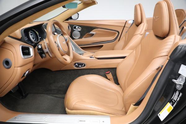 Used 2019 Aston Martin DB11 Volante for sale $212,990 at Maserati of Greenwich in Greenwich CT 06830 22