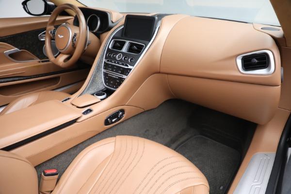 Used 2019 Aston Martin DB11 Volante for sale $212,990 at Maserati of Greenwich in Greenwich CT 06830 24