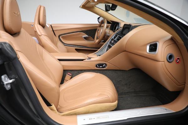 Used 2019 Aston Martin DB11 Volante for sale $212,990 at Maserati of Greenwich in Greenwich CT 06830 25