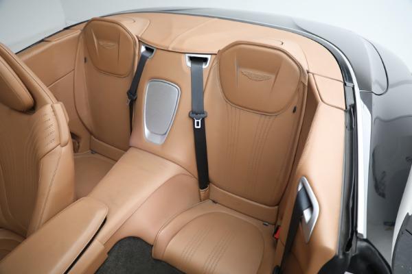Used 2019 Aston Martin DB11 Volante for sale $212,990 at Maserati of Greenwich in Greenwich CT 06830 26