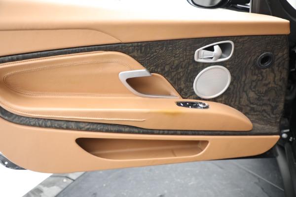Used 2019 Aston Martin DB11 Volante for sale $212,990 at Maserati of Greenwich in Greenwich CT 06830 28