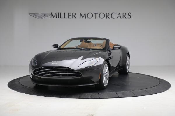 Used 2019 Aston Martin DB11 Volante for sale $212,990 at Maserati of Greenwich in Greenwich CT 06830 3