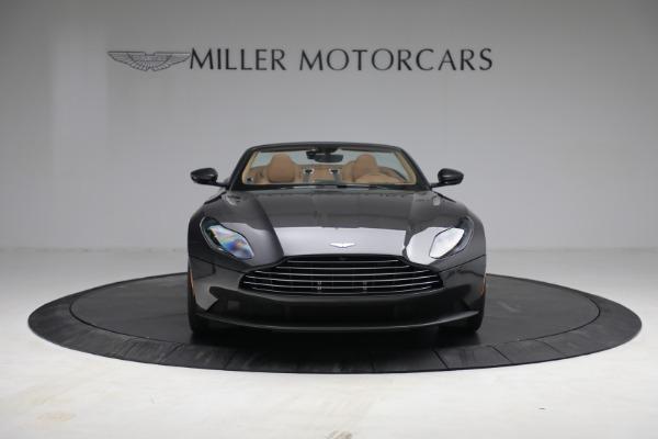 Used 2019 Aston Martin DB11 Volante for sale $212,990 at Maserati of Greenwich in Greenwich CT 06830 4