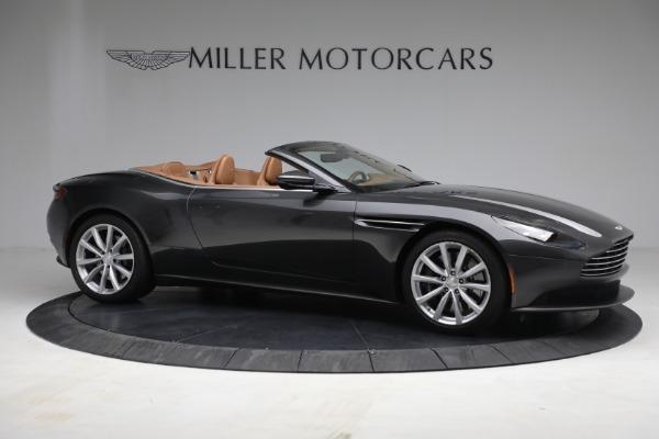 Used 2019 Aston Martin DB11 Volante for sale $212,990 at Maserati of Greenwich in Greenwich CT 06830 6