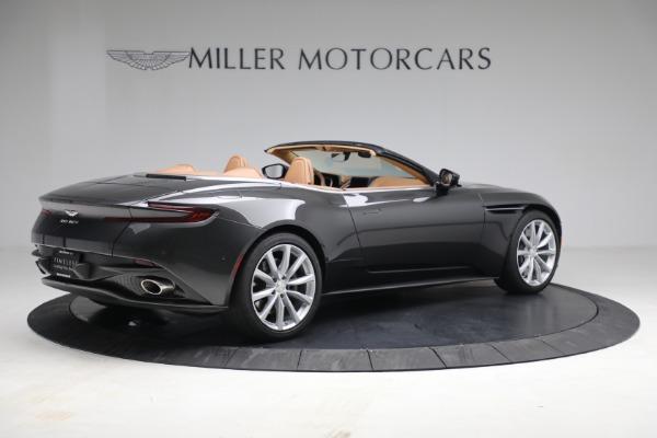Used 2019 Aston Martin DB11 Volante for sale $212,990 at Maserati of Greenwich in Greenwich CT 06830 8