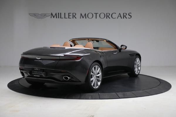 Used 2019 Aston Martin DB11 Volante for sale $212,990 at Maserati of Greenwich in Greenwich CT 06830 9