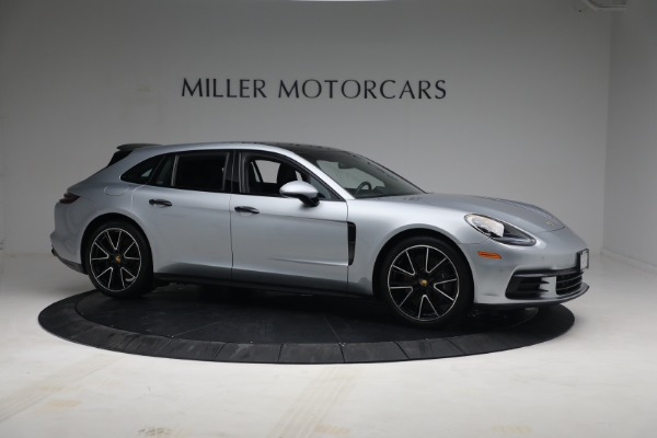Used 2018 Porsche Panamera 4 Sport Turismo for sale $97,900 at Maserati of Greenwich in Greenwich CT 06830 10