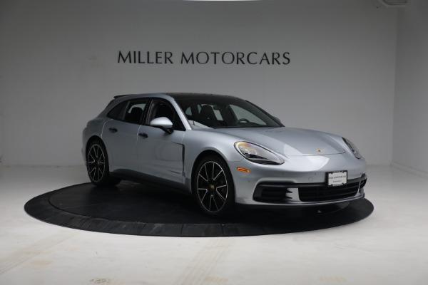 Used 2018 Porsche Panamera 4 Sport Turismo for sale $97,900 at Maserati of Greenwich in Greenwich CT 06830 11