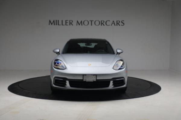 Used 2018 Porsche Panamera 4 Sport Turismo for sale $97,900 at Maserati of Greenwich in Greenwich CT 06830 12