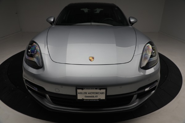 Used 2018 Porsche Panamera 4 Sport Turismo for sale $97,900 at Maserati of Greenwich in Greenwich CT 06830 13