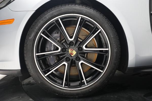 Used 2018 Porsche Panamera 4 Sport Turismo for sale $97,900 at Maserati of Greenwich in Greenwich CT 06830 15
