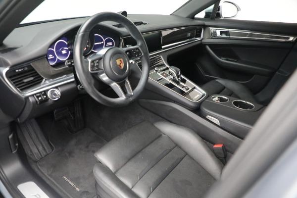 Used 2018 Porsche Panamera 4 Sport Turismo for sale $97,900 at Maserati of Greenwich in Greenwich CT 06830 17
