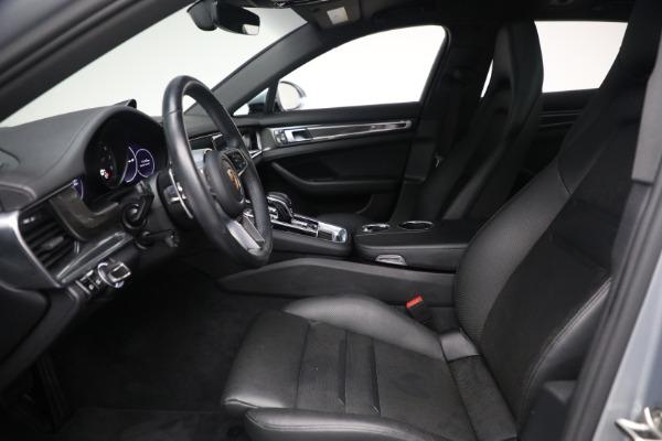 Used 2018 Porsche Panamera 4 Sport Turismo for sale $97,900 at Maserati of Greenwich in Greenwich CT 06830 18