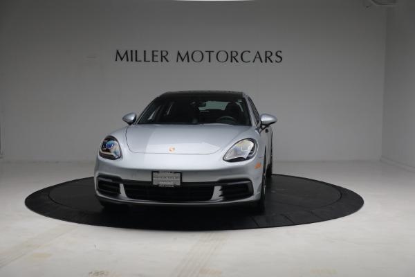 Used 2018 Porsche Panamera 4 Sport Turismo for sale $97,900 at Maserati of Greenwich in Greenwich CT 06830 2