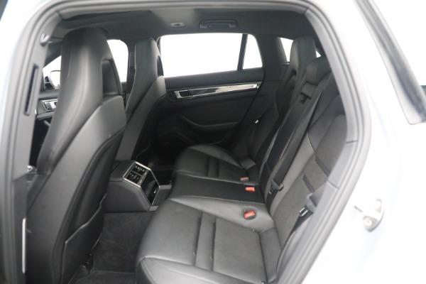 Used 2018 Porsche Panamera 4 Sport Turismo for sale $97,900 at Maserati of Greenwich in Greenwich CT 06830 21