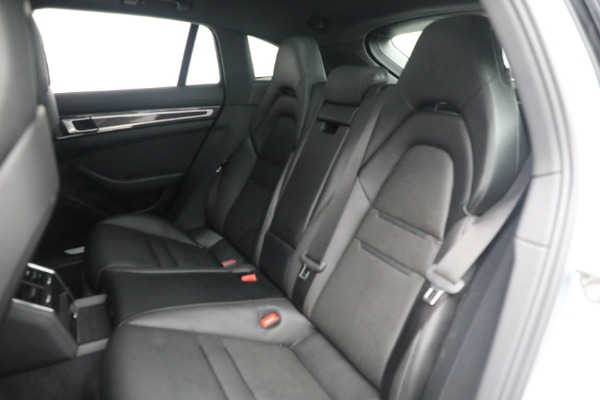 Used 2018 Porsche Panamera 4 Sport Turismo for sale $97,900 at Maserati of Greenwich in Greenwich CT 06830 22