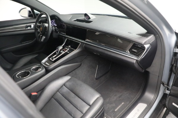 Used 2018 Porsche Panamera 4 Sport Turismo for sale $97,900 at Maserati of Greenwich in Greenwich CT 06830 24