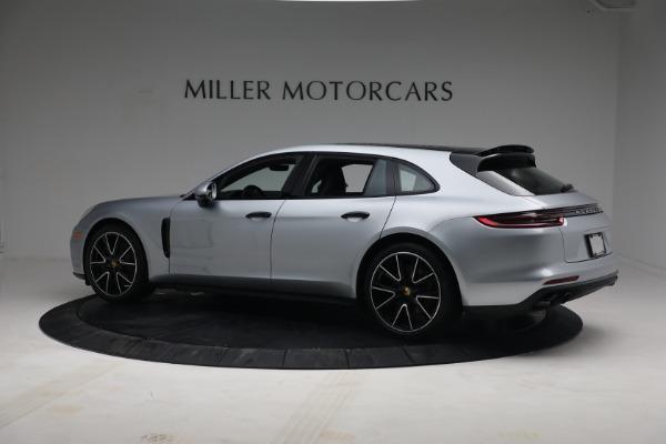 Used 2018 Porsche Panamera 4 Sport Turismo for sale $97,900 at Maserati of Greenwich in Greenwich CT 06830 4