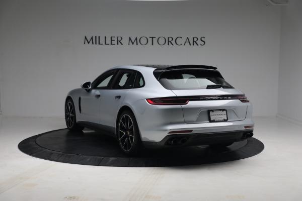 Used 2018 Porsche Panamera 4 Sport Turismo for sale $97,900 at Maserati of Greenwich in Greenwich CT 06830 5