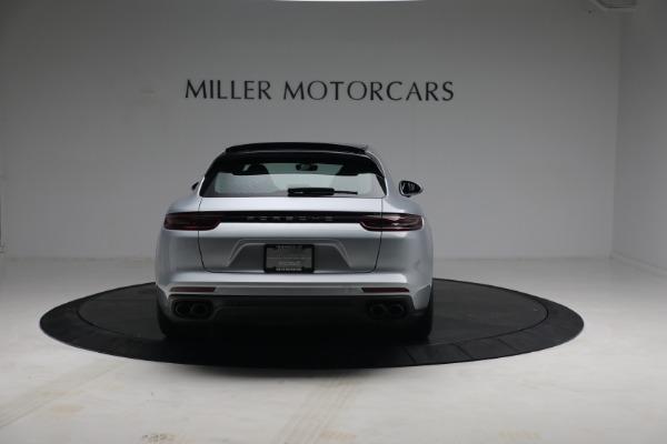 Used 2018 Porsche Panamera 4 Sport Turismo for sale $97,900 at Maserati of Greenwich in Greenwich CT 06830 6