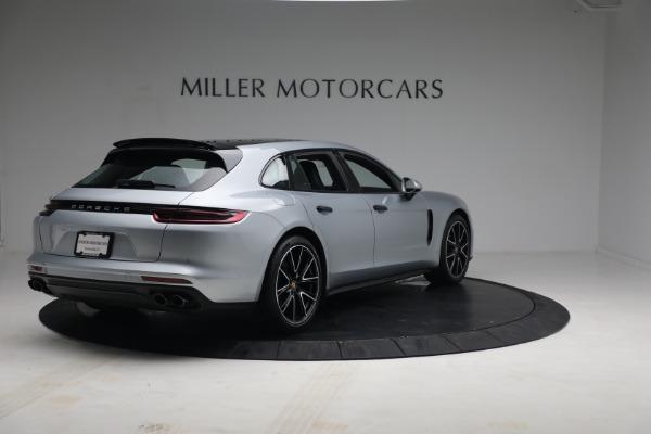 Used 2018 Porsche Panamera 4 Sport Turismo for sale $97,900 at Maserati of Greenwich in Greenwich CT 06830 7