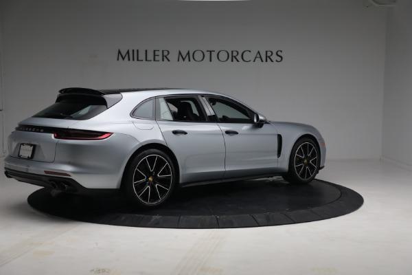 Used 2018 Porsche Panamera 4 Sport Turismo for sale $97,900 at Maserati of Greenwich in Greenwich CT 06830 8